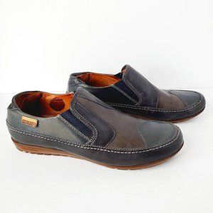 Pikolinos Genuine Leather Comfort Loafers